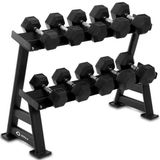 Abilica DumbbellRack Maxi Set HEX