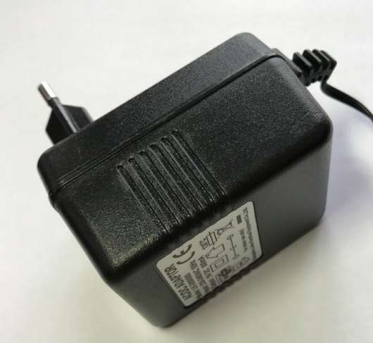 Adapter 230V AL2 6V 1000mAh
