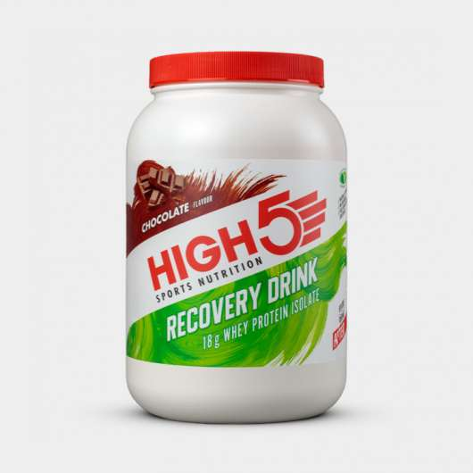 Återhämtningsdryck High5 Recovery Drink Chocolate, 1,6 kg