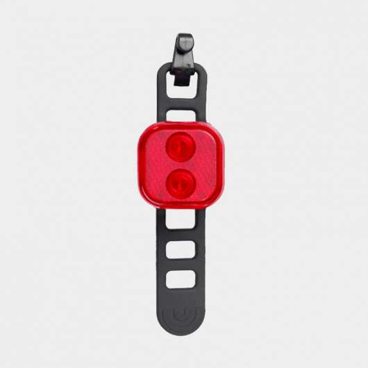 Baklampa Gaciron Safetylight 15 Red