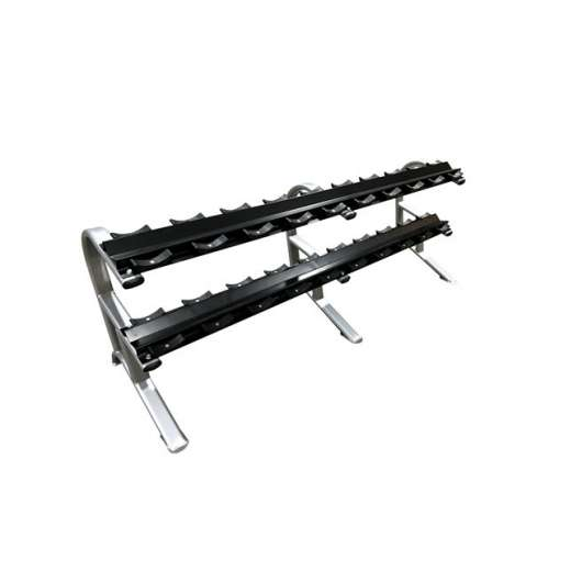 Bauer Fitness Dumbbell Rack 10 Pair
