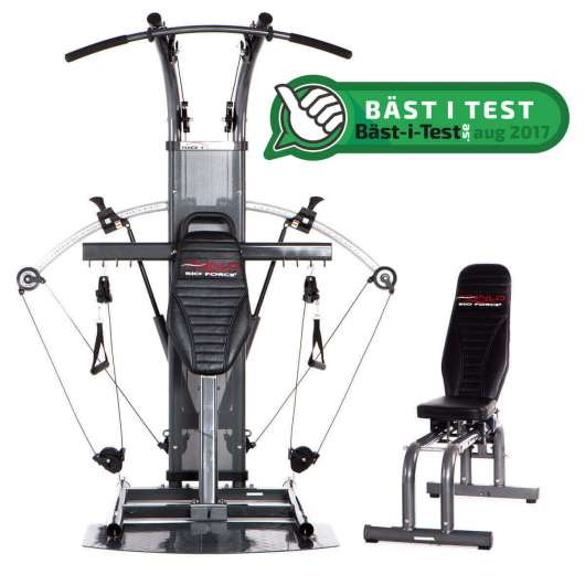 Bioforce 5000 Testvinnare