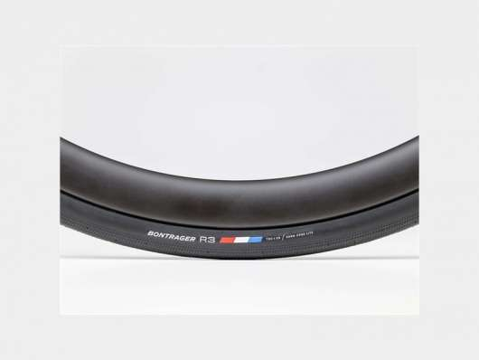 Bontrager R3 Hard-Case Lite Svart 622-25 mm