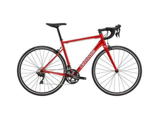 Cannondale CAAD Optimo 1 54 cm. Candy Red