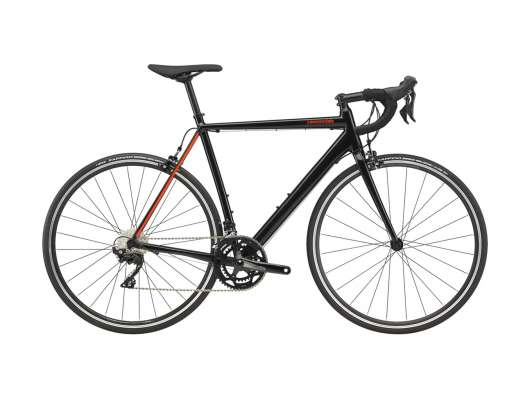 Cannondale Caad Optimo 105 60 cm. Svart