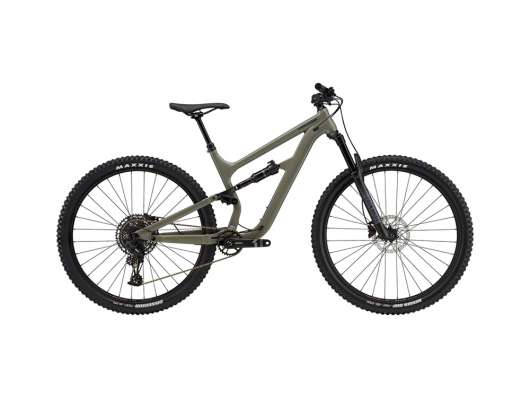 Cannondale Habit 4 Ram: M. Slate Gray