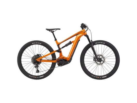 Cannondale Habit Neo 3 Ram: M Orange