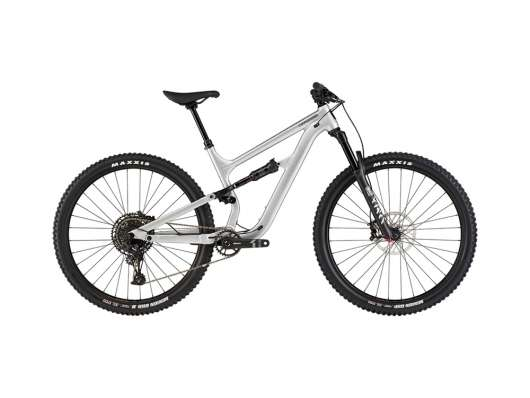 Cannondale Habit Waves Ram: L. Raw Silver
