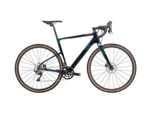 Cannondale Topstone Carbon Ultegra RX L. Midnight Blue