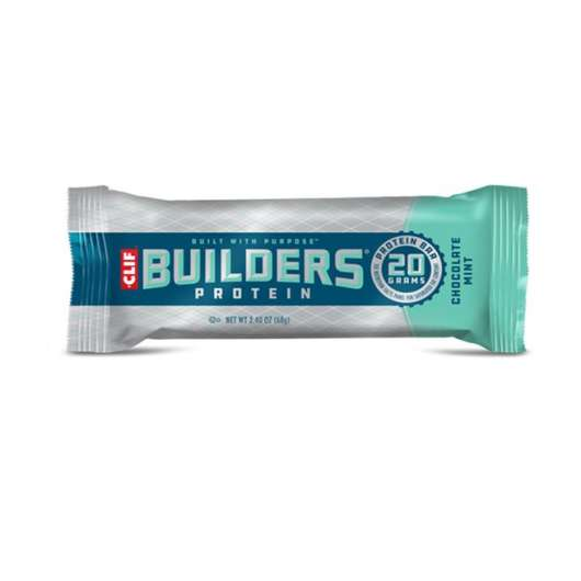Clif bar Builders Chocolate Mint, Energibar