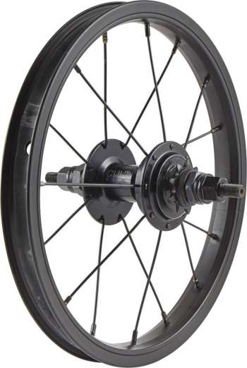 "Cult Juvi Cassette BMX Rear Wheel 14"" Svart Right hand drive"