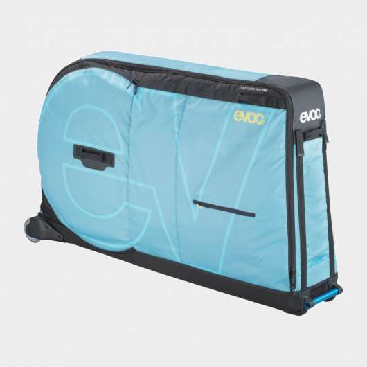 Cykeltransportväska EVOC Bike Travel Bag Pro Aqua Blue