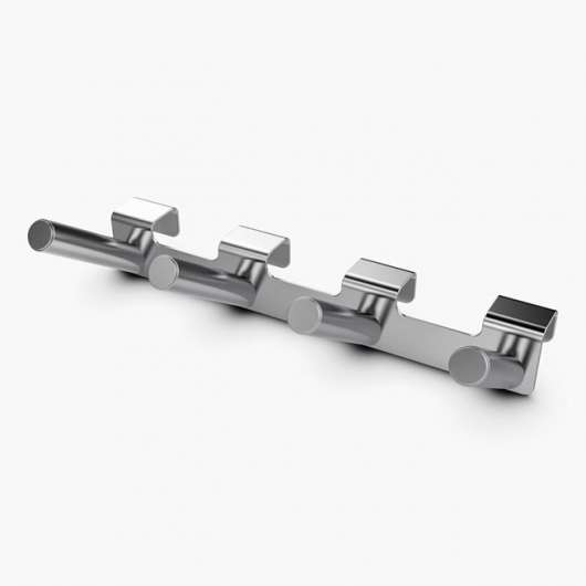Eleiko Collar Storage for Horizontal Bar Rack - Chromed