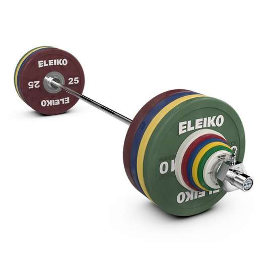 Eleiko Performance Set, NxG - 190 kg,
