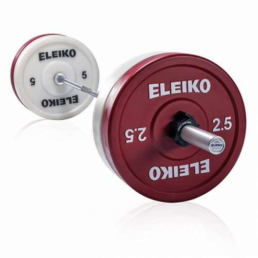 Eleiko Weightlifting Technique Set 20 kg