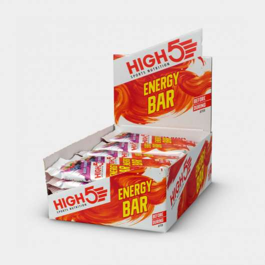 Energibar High5 Energy Bar Berry Yoghurt, 55 gram