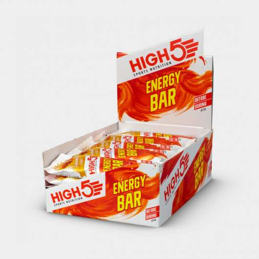 Energibar High5 Energy Bar Caramel, 55 gram