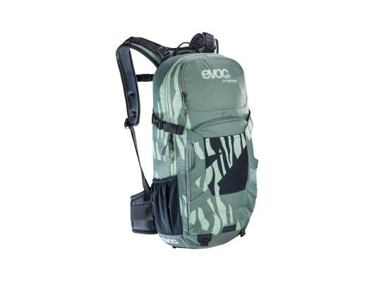 Evoc Fr Enduro Dam 16L OIVE/LIGHT PETROL M/L OLIVE/LIGHT PETROL
