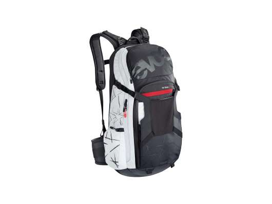 Evoc FR Trail Unlimited 20L BLACK/WHITE M/L BLACK/WHITE
