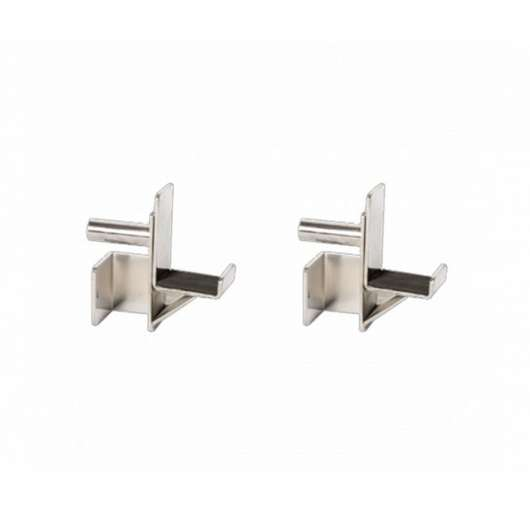FitNord Chromed barbell holders (pair)