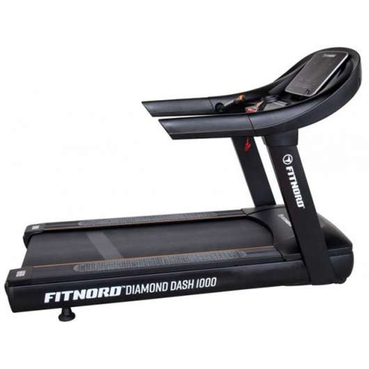 FitNord Diamond Dash 1000 Treadmill, Löpband