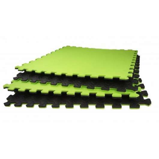 FitNord Gym floor mat 4 pcs, 62 cm x 62 cm