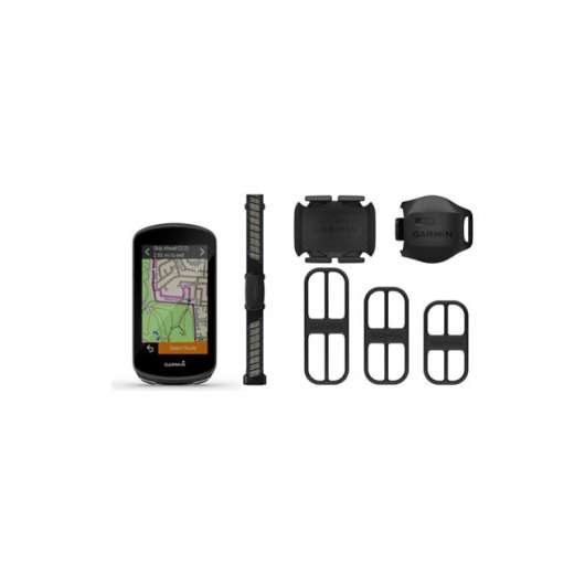 Garmin Edge 1030 Plus Bundle, Cykeldator