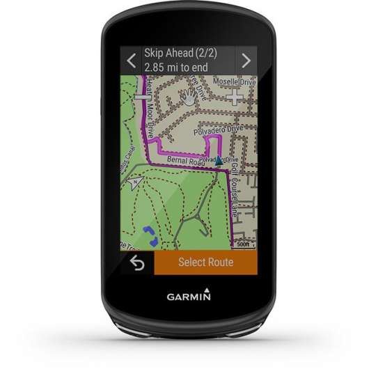 Garmin Edge 1030 Plus, Cykeldator