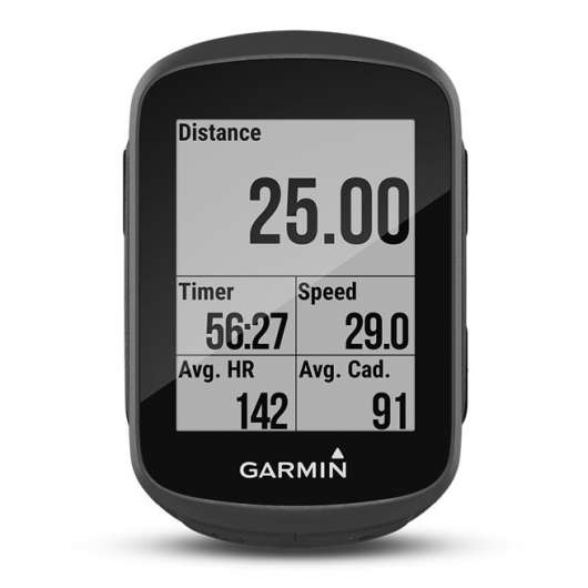 Garmin Edge 130, Hr Bundle, Cykeldator