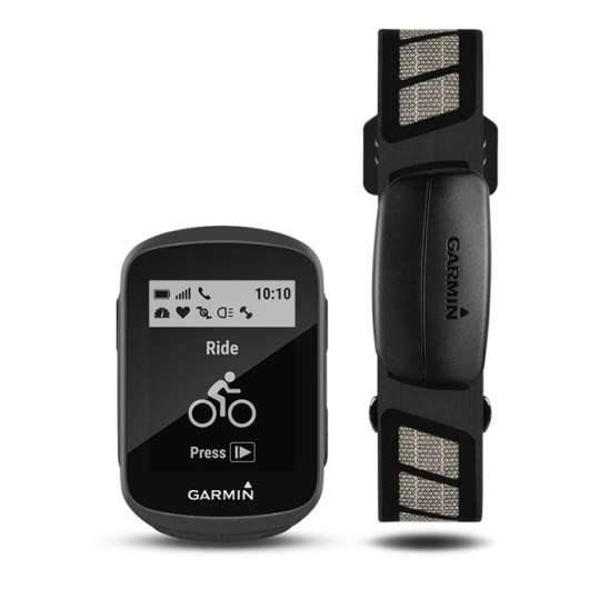 Garmin Edge 130 Plus Bundle, Cykeldator