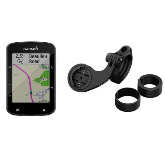Garmin Edge 520 Plus, MTB Bundle, Cykeldator
