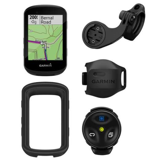 Garmin Edge 530, MTB Bundle, Cykeldator