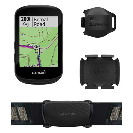 Garmin Edge 830, Bundle, Cykeldator