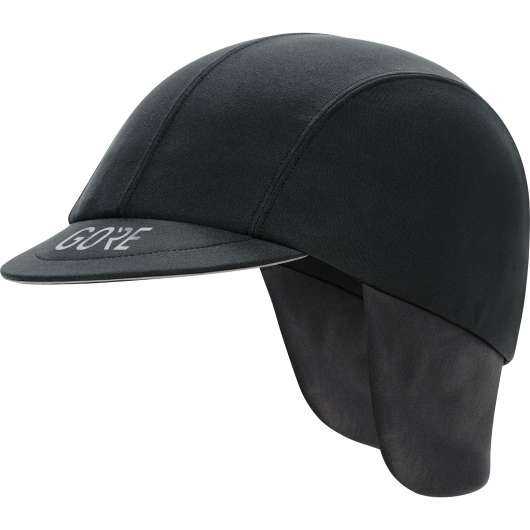 Gore C5 Gore Windstopper® Road Cap Svart