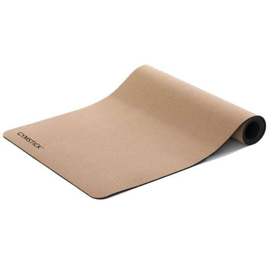 Gymstick Active Training Mat Cork, Yogamatta