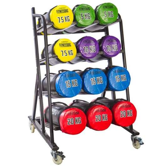 Gymstick Rack for Fitness Bags