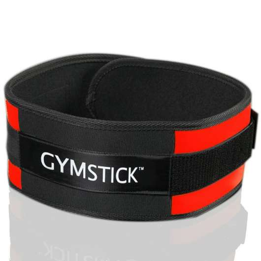 Gymstick Weightlifting Belt (One-Size), Träningsbälte