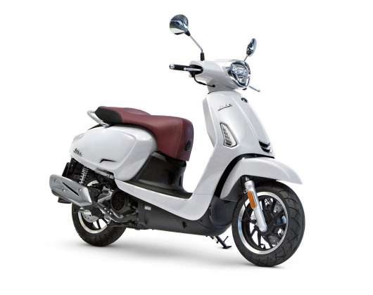 Kymco Like Ii 50i Vit Moped