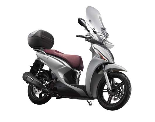 Kymco People S 150 Abs Silver Mc-moped