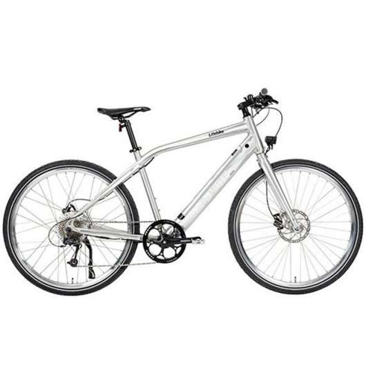 Lifebike C-Mute Speed G7 Silver