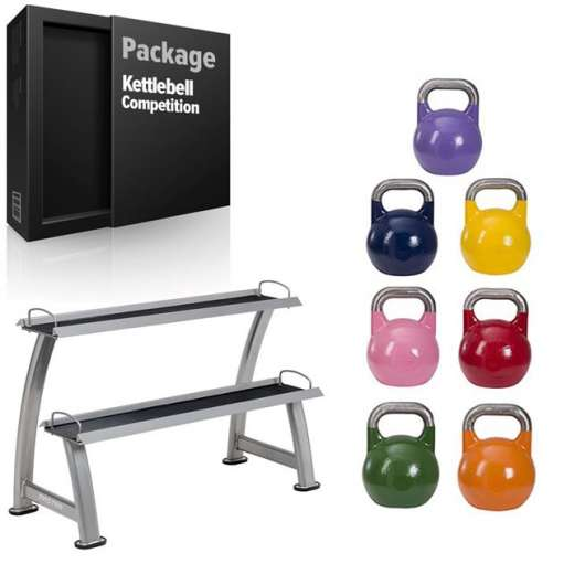 Paket Kettlebell Competition