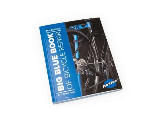 Park Tool Big Blue Book BBB-4 Mekhandbok