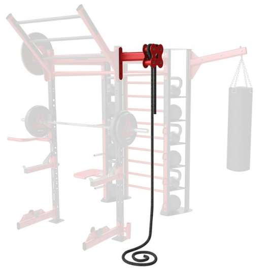 Reebok Delta Power Station Attachment - Rope Pull, Crossfit rig