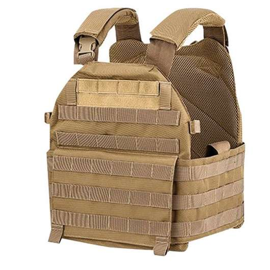 Tactical weighted vest - 15 kg.