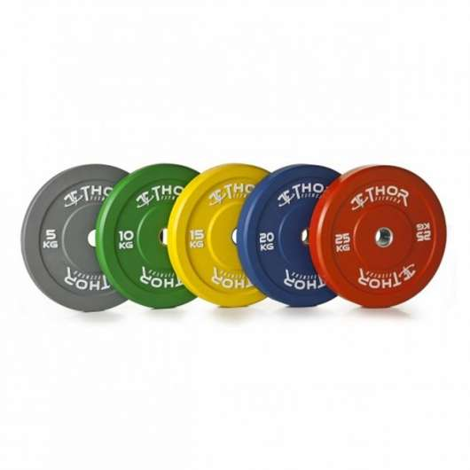 Thor Fitness Color Bumper