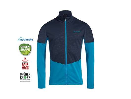 Vaude All Year Moab Shirt L Icicle Blue